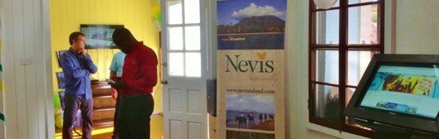 Nevis Tourism Authority Opens Visitor Centre